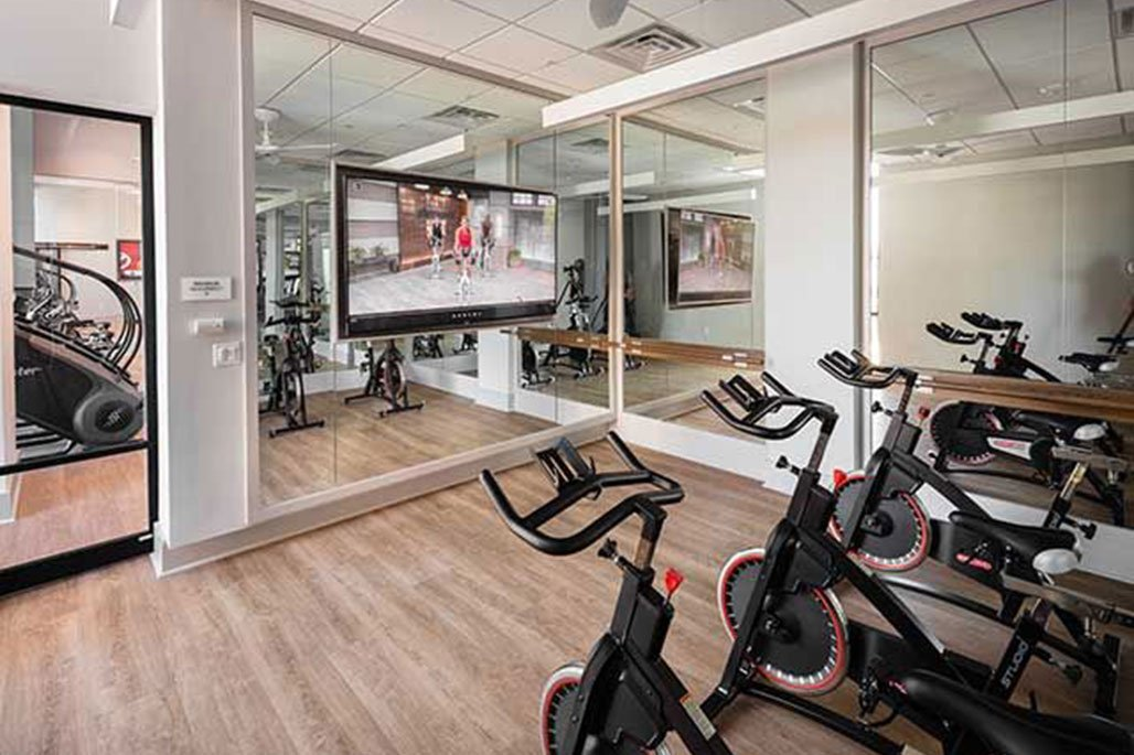 Commercial Common Area Solutions: Gym by Innovative Closet Designs