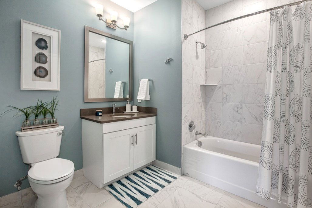 Innovative Closet Designs Commercial In-Unit Bath Solutions: Mirrors and Decorative Mirror Frames