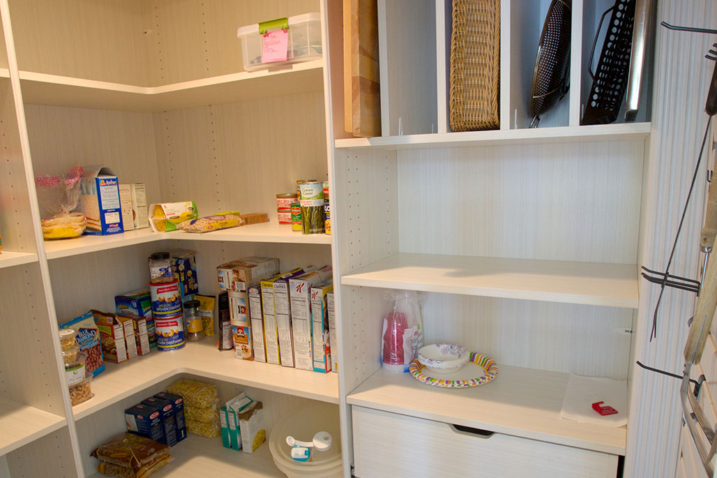 Kitchen and pantry solutions by Innovative Closet Designs