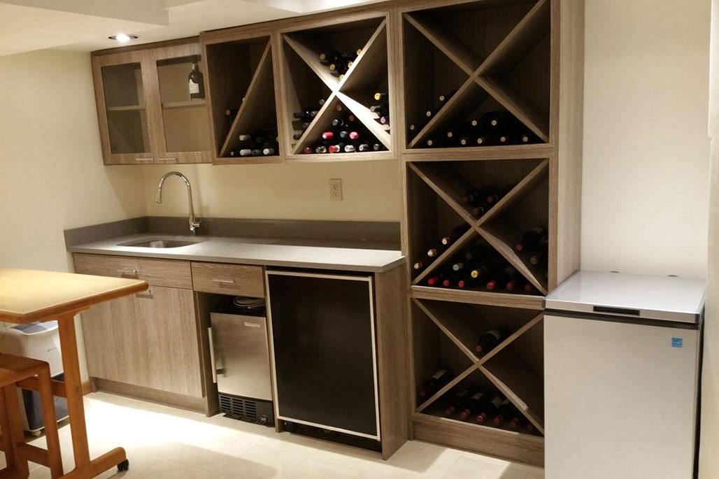 Kitchen solutions by Innovative Closet Designs