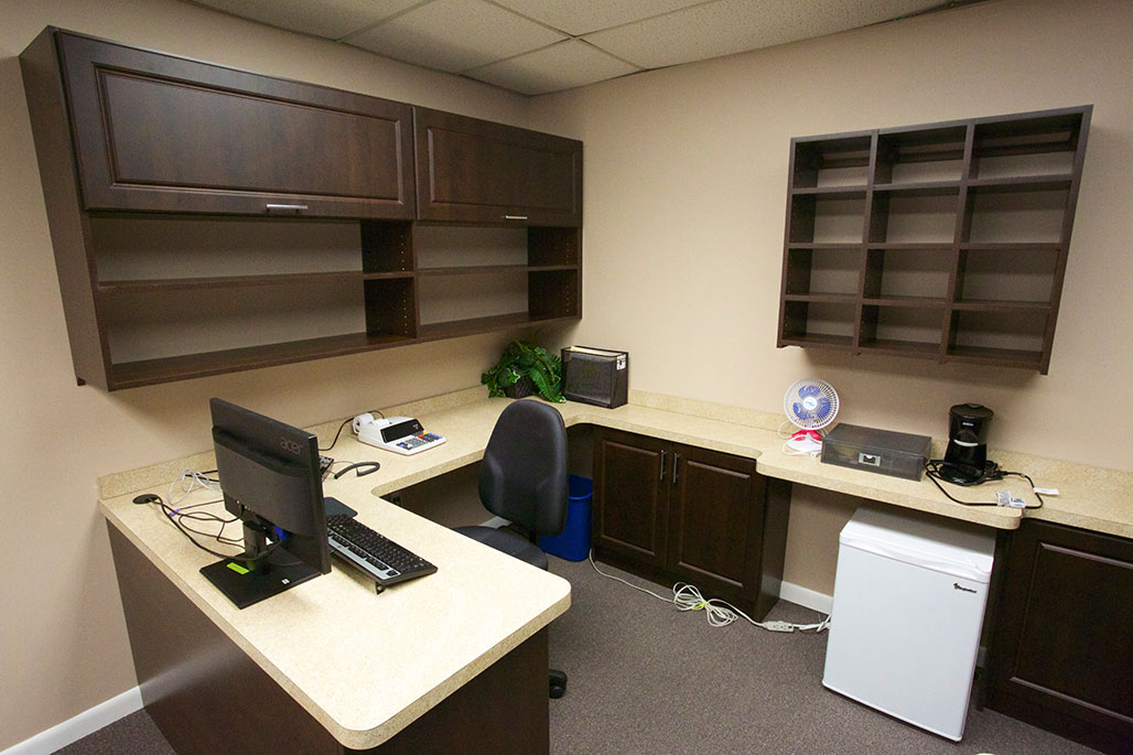 Office solution by Innovative Closet Designs