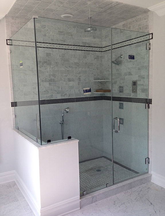 Innovative Closet Designs Bath Solutions: Custom shower enclosures and accessories