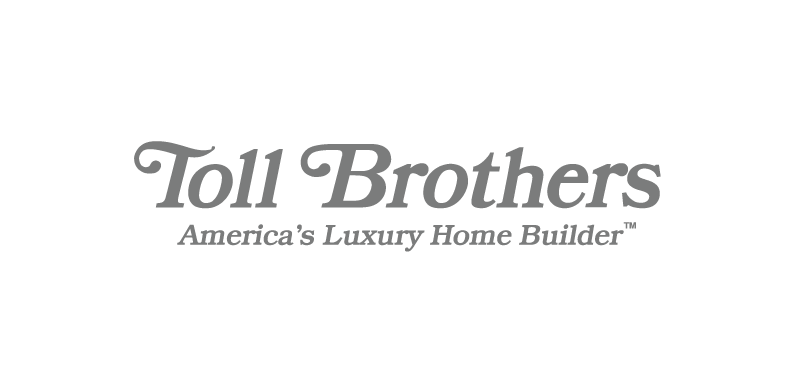 Innovative Closet Designs has building relationships with Toll Brothers.
