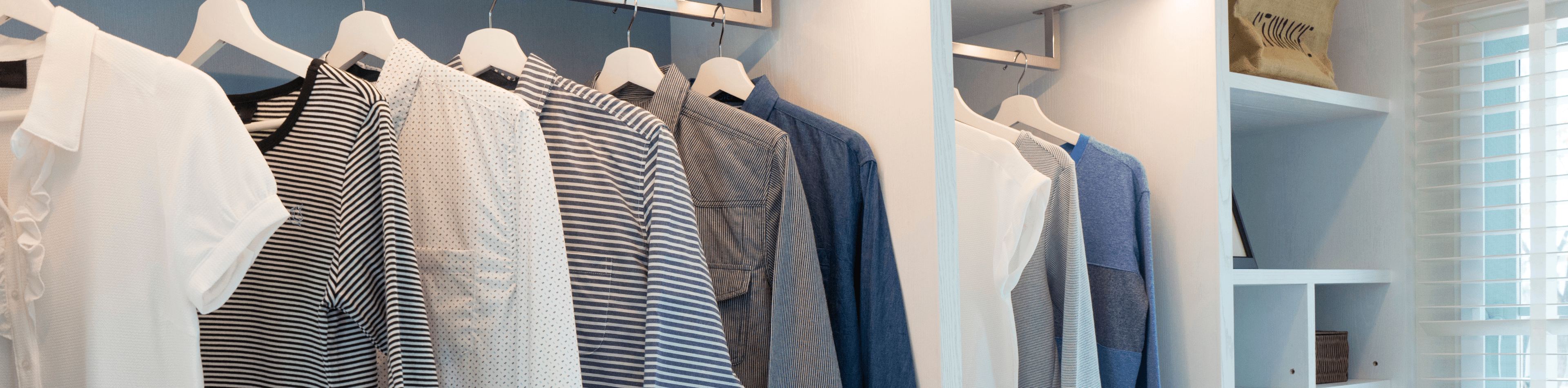 Custom closet solutions from Innovative Closet Designs in Wyckoff, New Jersey