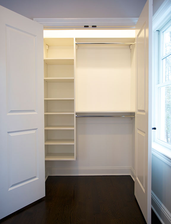 Innovative Closet Designs offer high quality building accessories for multi-family buildings, individual units and common use areas.