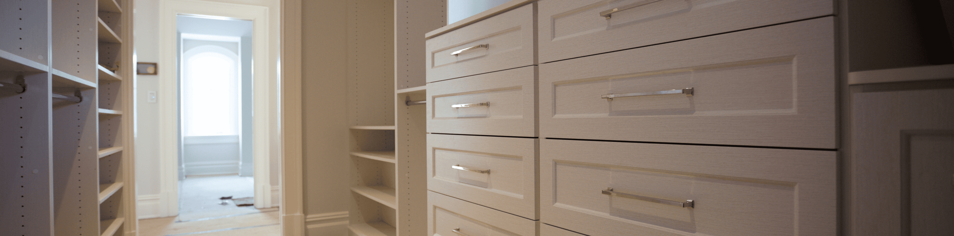 Innovative Closet Designs (Wyckoff, New Jersey) wide range of products, designs, and finishes combined with our custom capabilities ensures that your storage solution completes your dream home and fits your style.